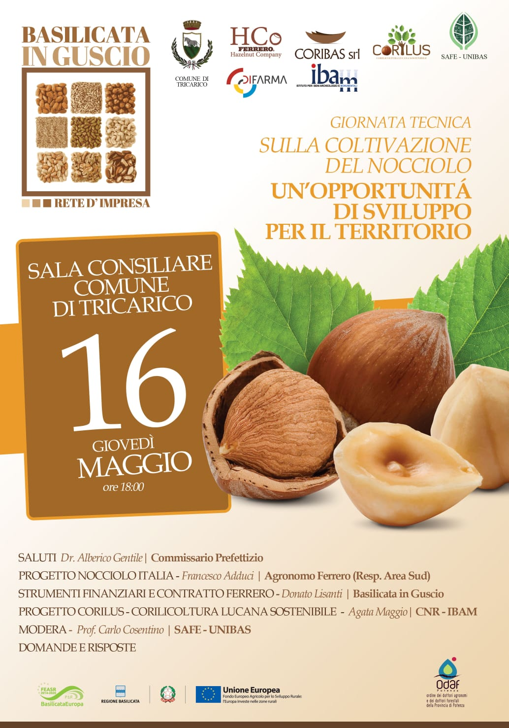 16 magg 19 Tricarico