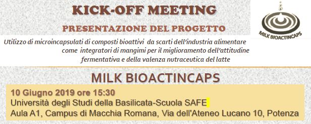 evento 10-06-2019 milk bioactincaps